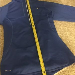 Nike Jackets & Coats - Nike dry-fit running jacket